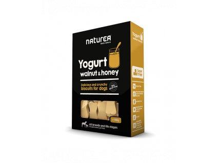 naturea keksiky jogurt