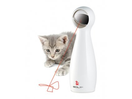 hračky pre mačku bolt laser
