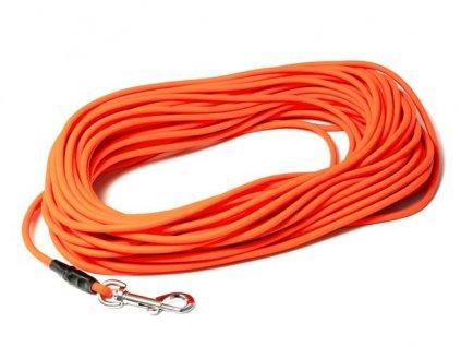 stopovacie voditko biothan dogee oranzova standard