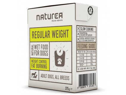 Naturea regular weight hovedzie dogee