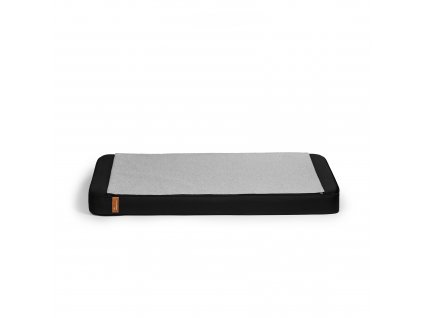 REXZIPBL1 Black, cover light grey melange (1)