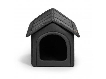 Rexproduct domček pre psa Home grafitový