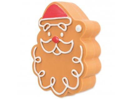 latexova hracka pre psov vianocna dogee