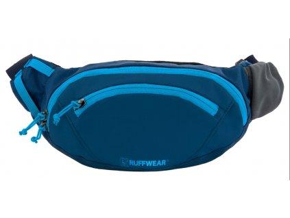 ruffwear home trail hip pack blue dogee