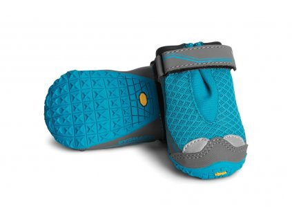 grip trex blue spring topanky pre psov Ruffwear