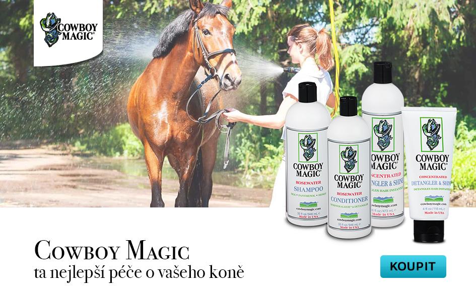 Kvalitní péče o vašeho koně