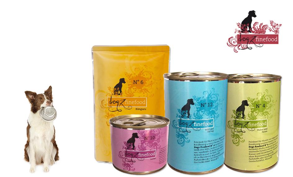 Dogz kvalitní konzervy pro psy