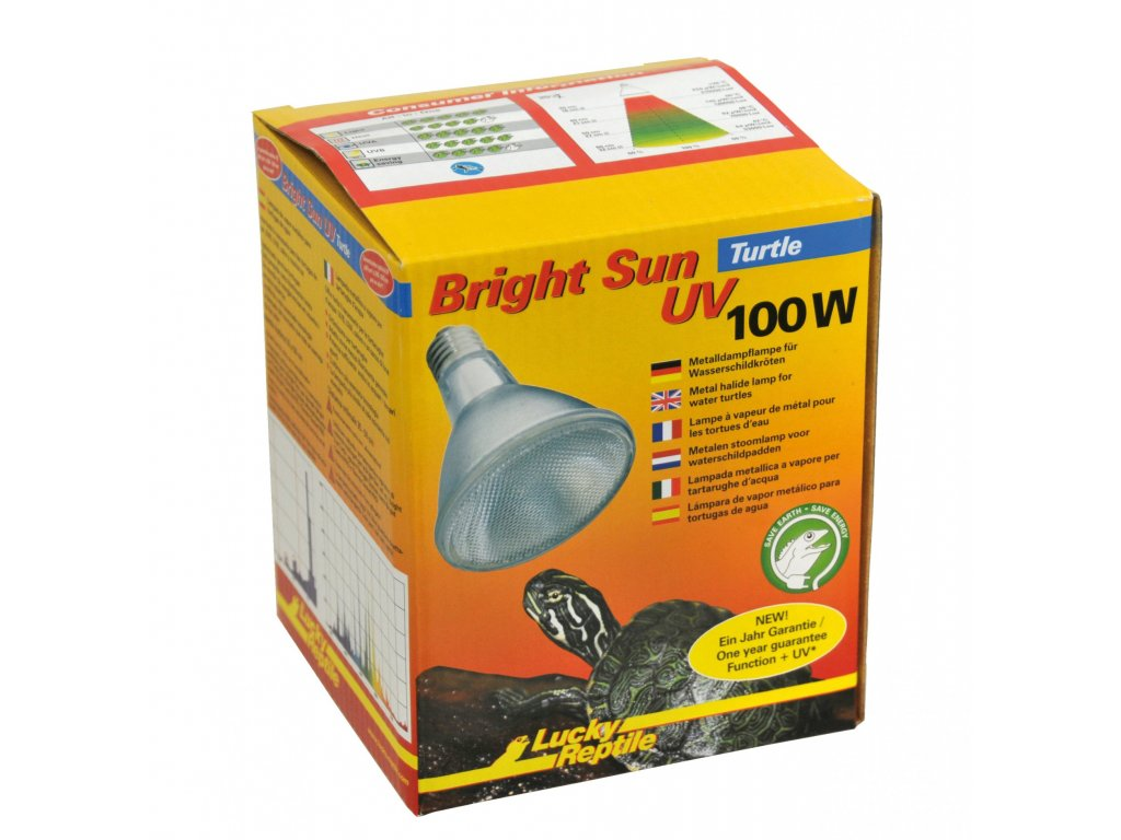 Bright Sun UV Turtle 100W