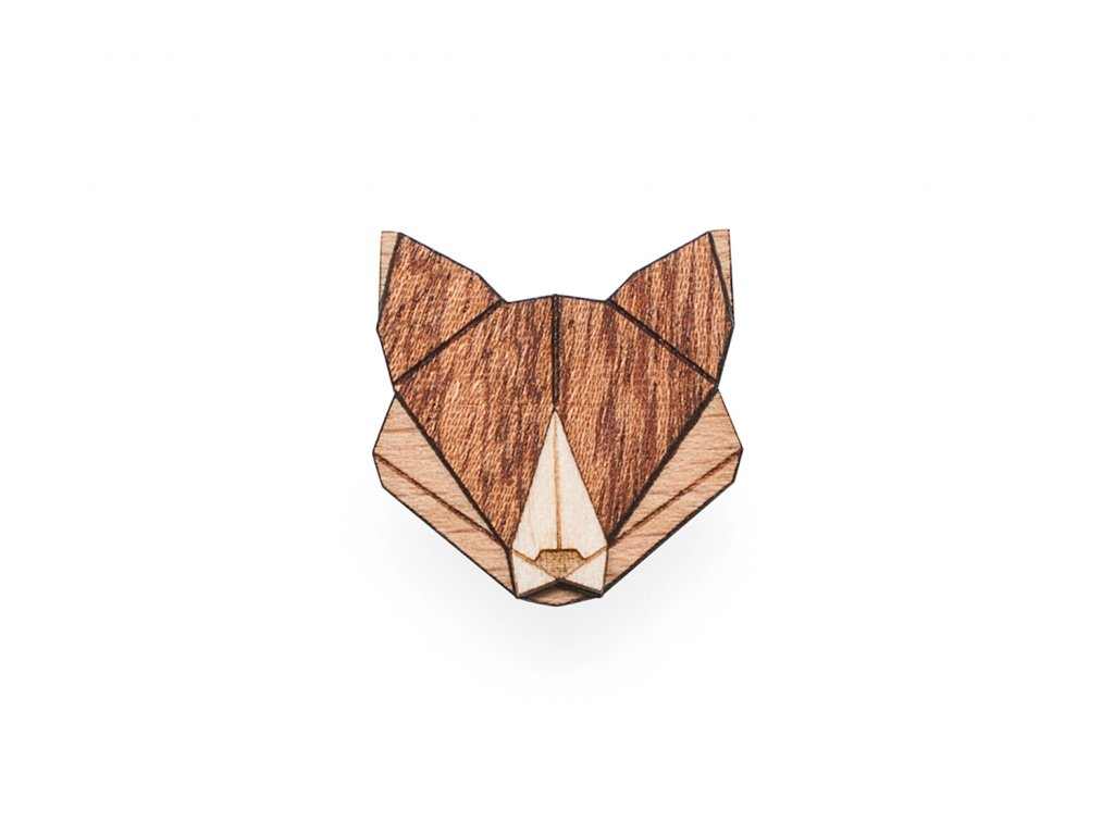 0 Fox brooch bigger 0