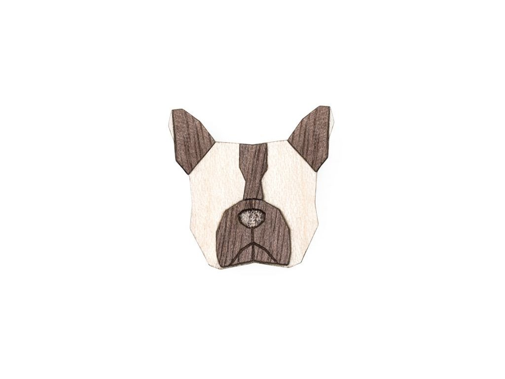 0 bulldog brooch cover