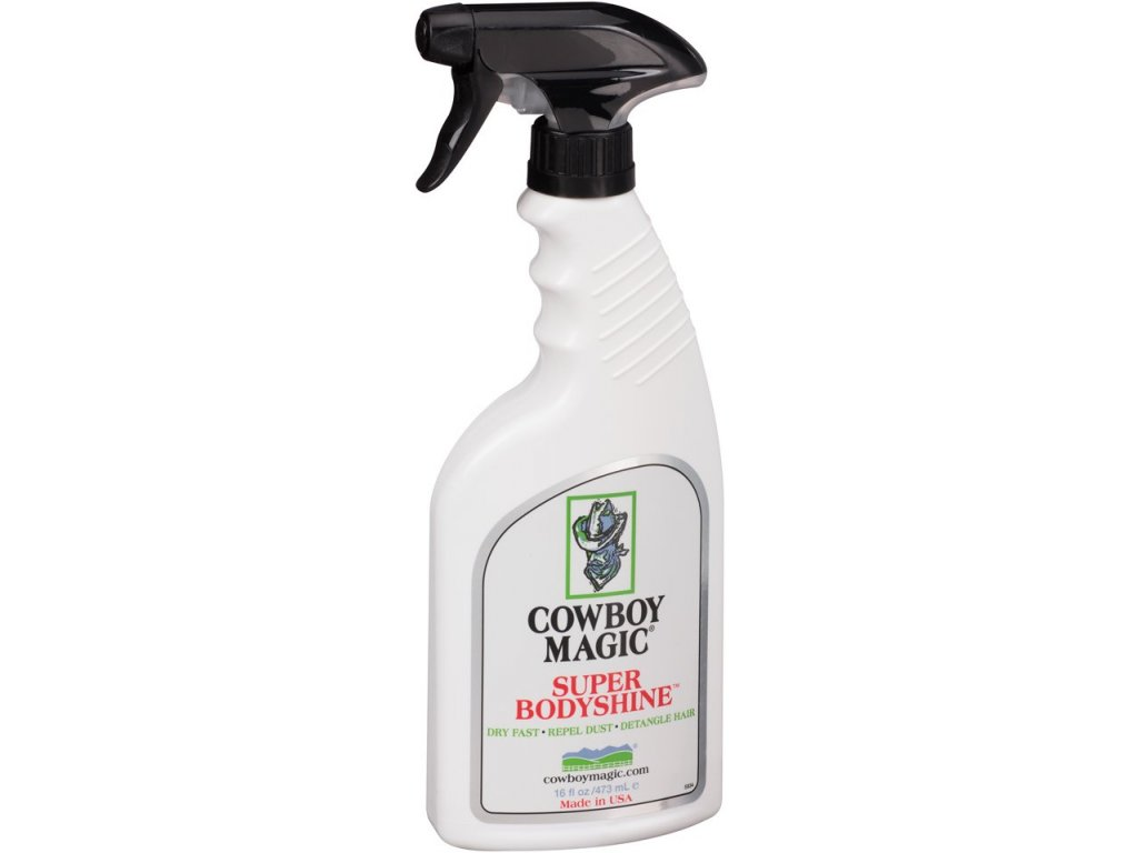 COWBOY MAGIC SUPER BODYSHINE SPREY 473 ml