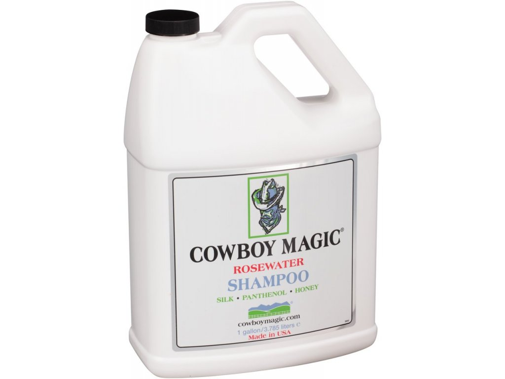COWBOY MAGIC ROSEWATER SHAMPOO 3785 ml