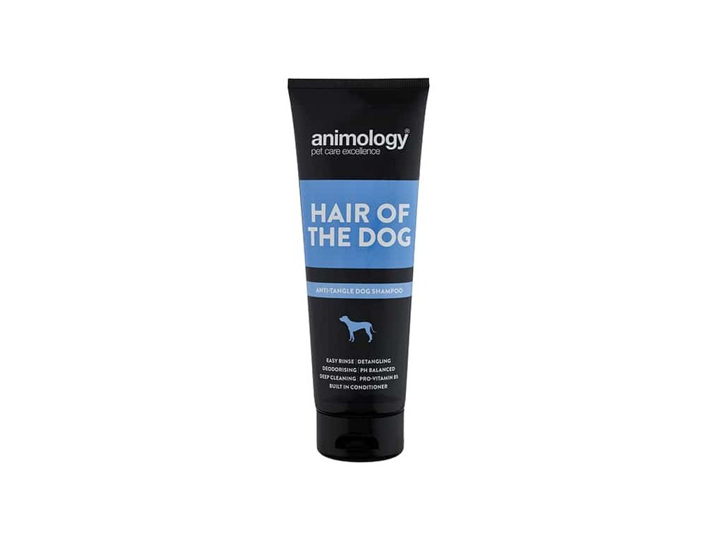 ANIMOLOGY Šampon Hair of the Dog, 250ml