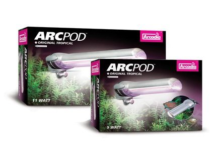 Arcadia Arc Pod Original Tropical 9w 205mm