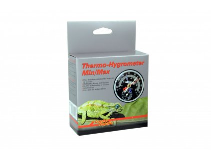 Lucky Reptile Thermo-Hygrometer Min/Max