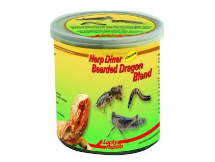 Lucky Reptile Herp Diner Bearded Dragon Blend 70g