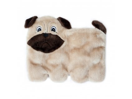 ZippyPaws Squeakie Pup - Mops