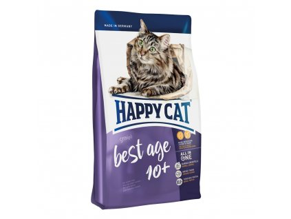 Happy Cat Granule  Best Age SENIOR