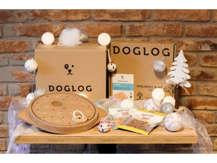 DOGLOG Xmas Cat Box
