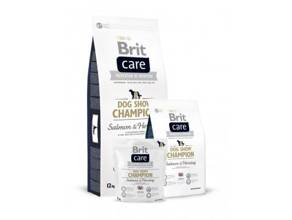 Brit Care Dog Granule Show Champion 3kg