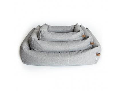 Cloud7 Dog Bed Sleepy Deluxe Tweed Grey all grande 39078af7 4b58 477a b1b1 b170a9e92909 grande