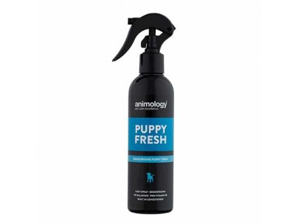 ANIMOLOGY Deodorant ve spreji pro štěňata Puppy Fresh, 250ml