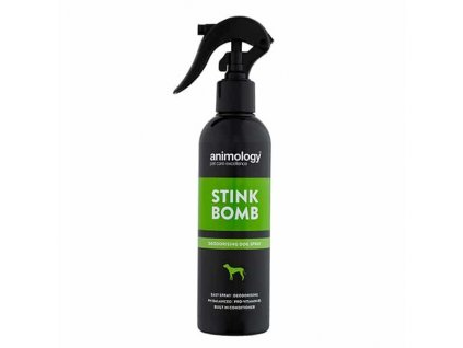 ANIMOLOGY Deodorant ve spreji Stink Bomb, 250ml
