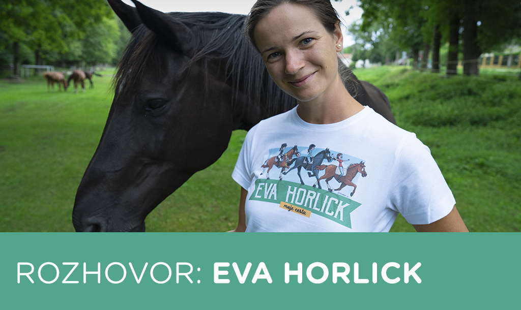 Eva Horlick – posel koňských zpráv