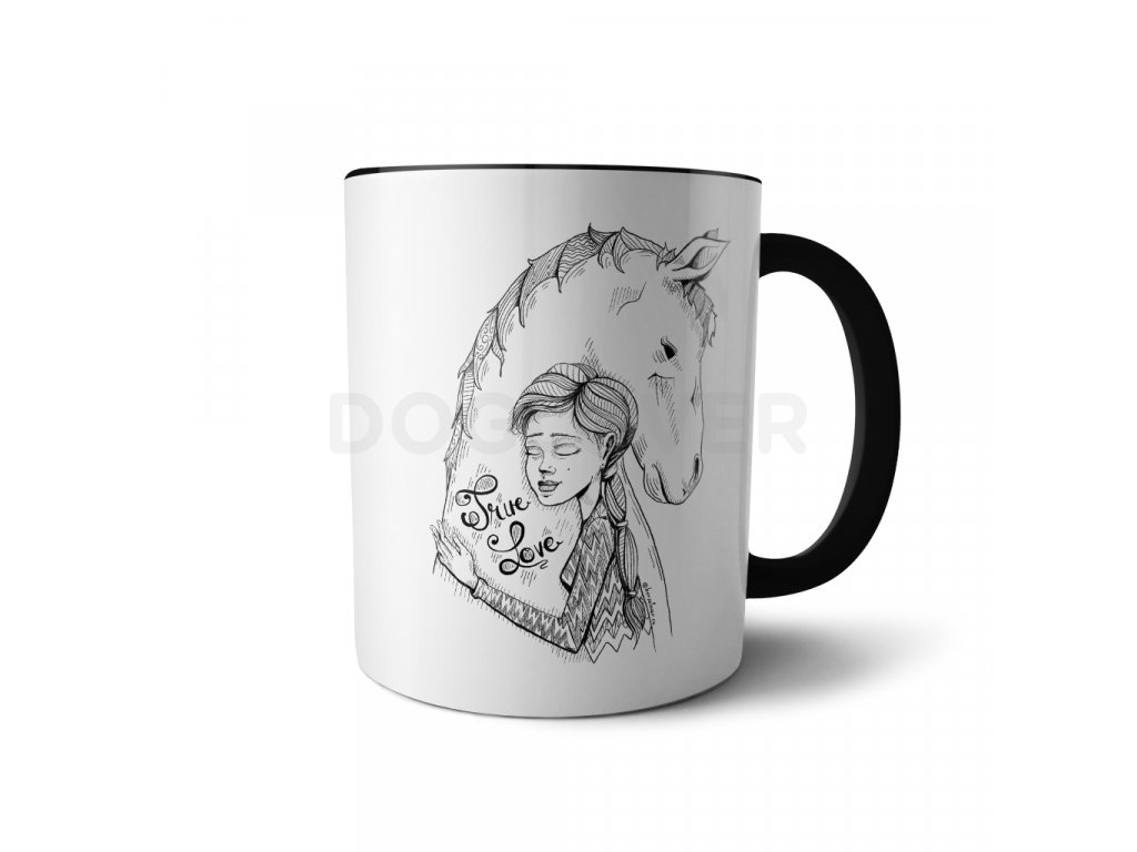 cerny keramika