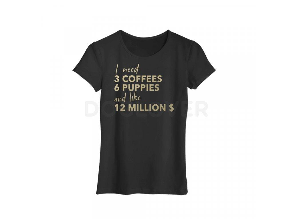 i need 12 millions