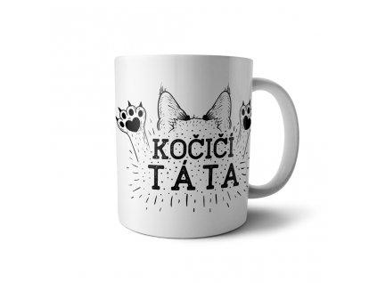 kocici tata keramika
