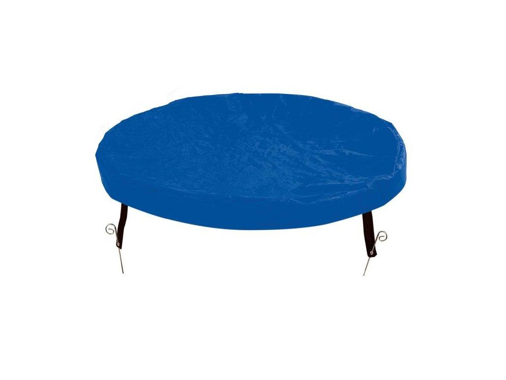 Karlie plachta na bazén modrá, 160cm