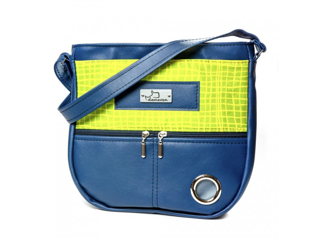 1373 salvador velka kabelka demeven na venceni krasna originalni zelena modra pro psy psa panicky pamlsky sacky