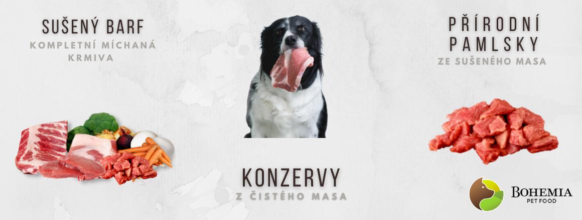 Česká značka Bohemia Pet Food