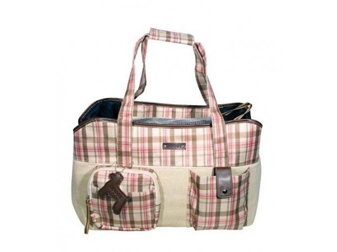 Cestovní taška pro psy Doogy! PINK