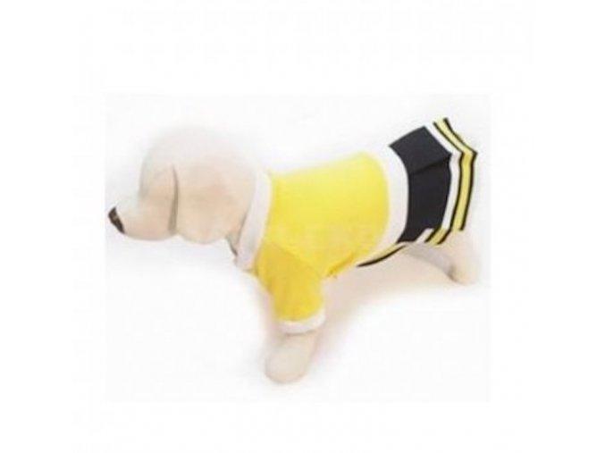 Cheer Leader Bavlněné šaty (Velikost výrobku S 20cm)
