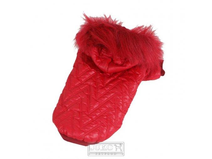 15105 prosivana bunda s kozesinou vel 36cm