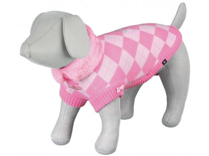 svetr dog princess 36 cm ruzovy doprodej.jpg.big