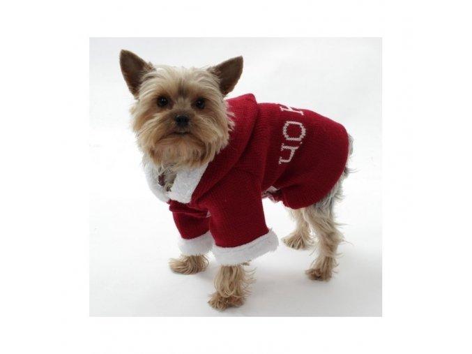 Vánoční svetr pro psy Pets 30cm (Velikost výrobku S 30cm)