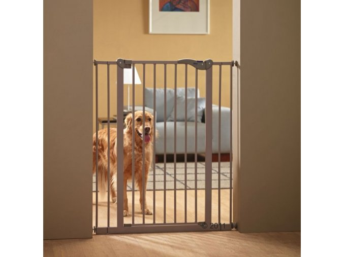 17259 zabrana dverni dog barrier savic vnitrni 107cm