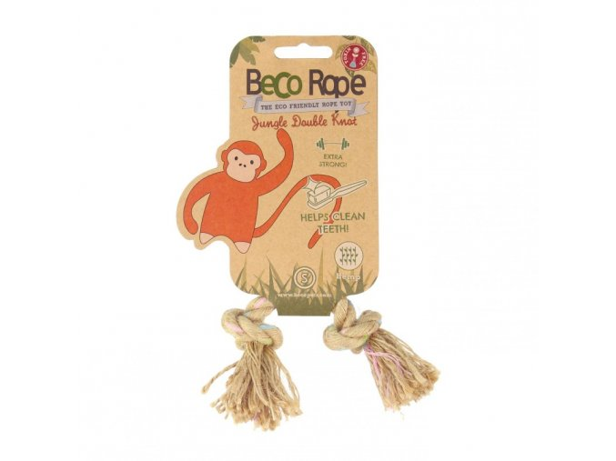 Beco Pets Beco Rope Jungle Double Knot Small