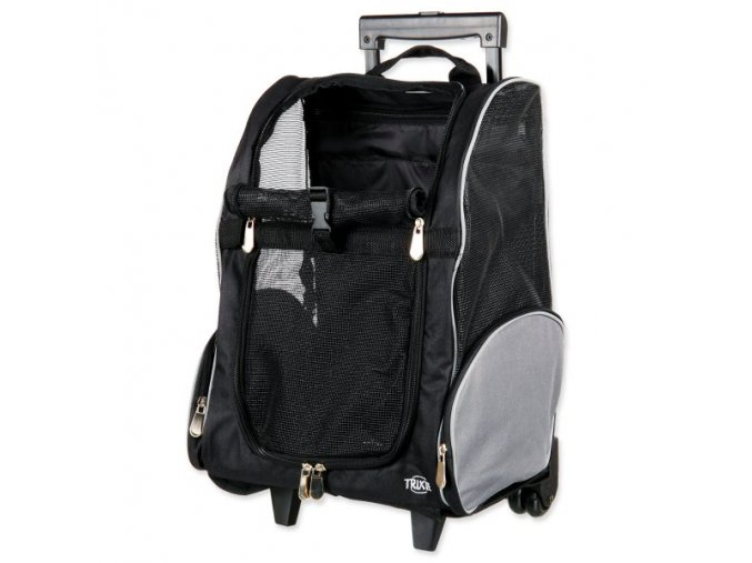 20876 trixie taska elegance tbag na koleckach 36x50x27cm