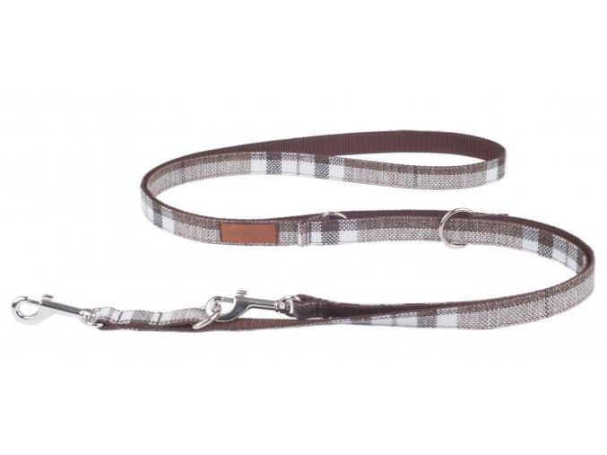 amiplay London Adjustable leash 6in1 Brown