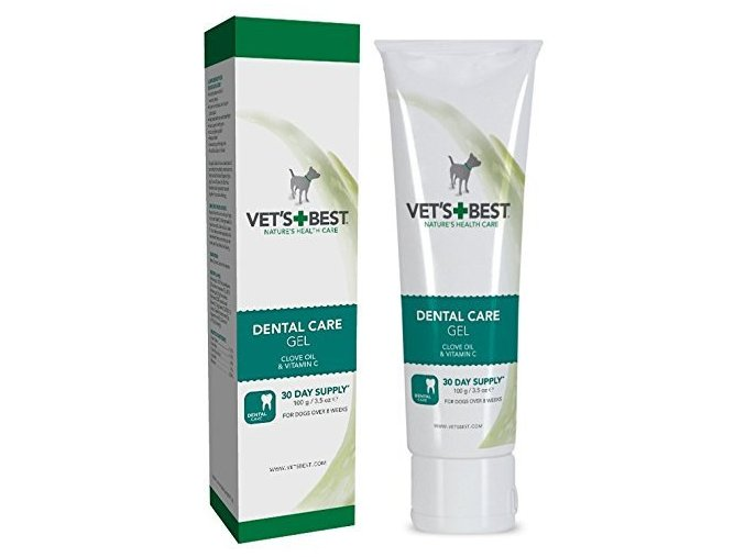 Dentalni gel pro psy VET S BEST 2911201802300947904