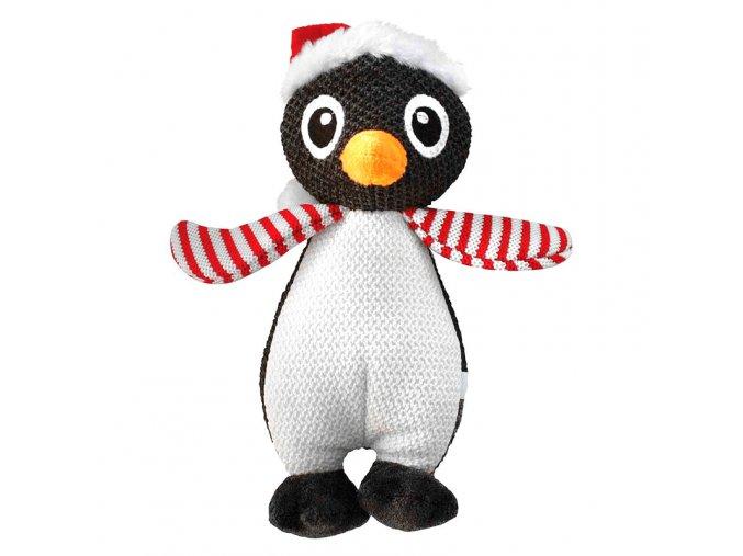 Kong Christmas Penguin Dog Toy