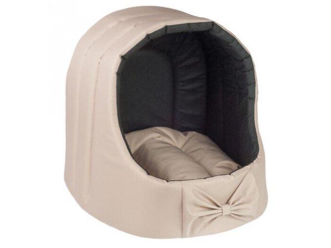 03. Oval dog house Basic Beige 768x576