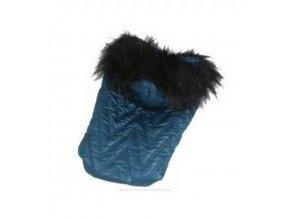 15102 1 prosivana bunda s kozesinou vel 36cm