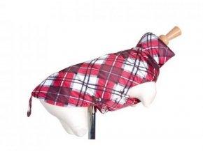 Vodě odolný obleček pro psy Doggy! RED (Velikost výrobku 33)