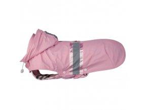 15654 trixie ruzova vesta como s kapuci xs 30 cm