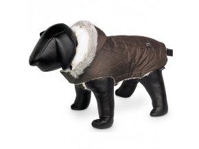 Nobby POLAR zimní bunda hnědá (Velikost výrobku 44)